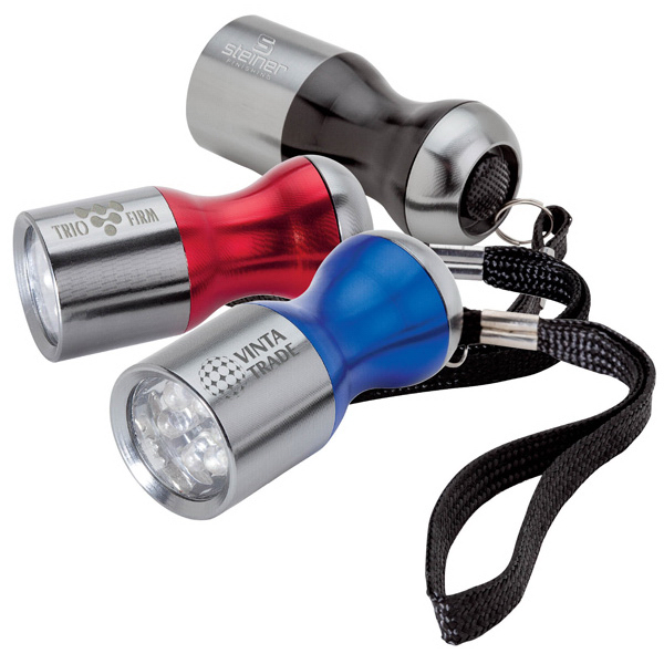 Custom 6 LED Flashlight