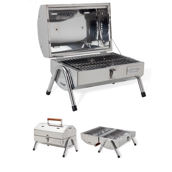 Imprinted BBQ Grill