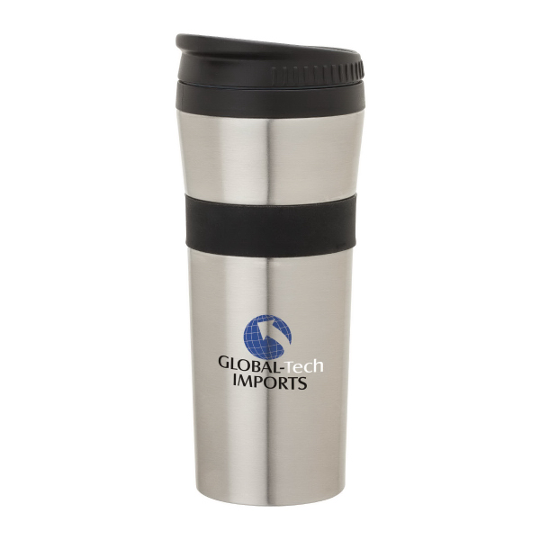 Printed 16 oz. Travel Tumbler