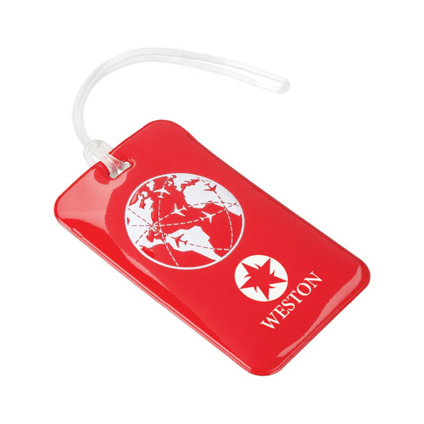 Customized Luggage Tag
