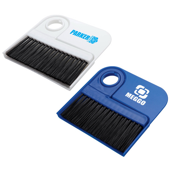Customized Desk Cleaning Brush & Dust Pan