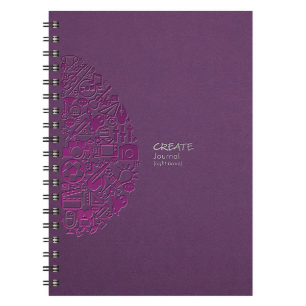 Customized CreativeThinker Journal (TM)
