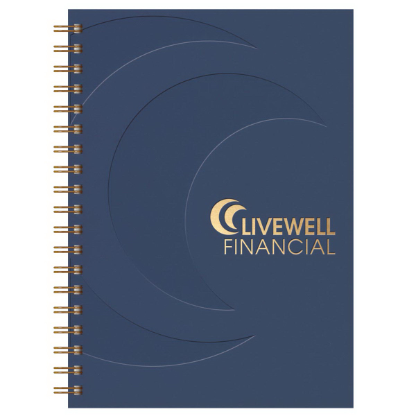 Imprinted Large Home FinanceJournal (TM)