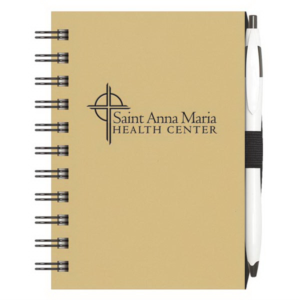 Customized Express Jotter(TM) Large JotterPad w/PenPort