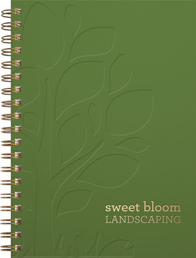 Promotional Large SmoothMatte Journal (TM)