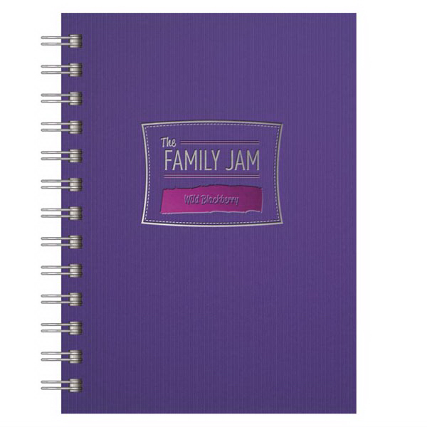 Personalized Small Shimmer Journal (TM)