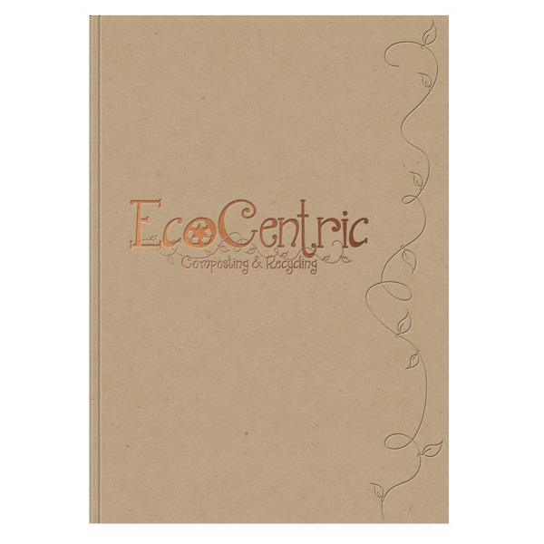 Promotional EcoBooks(TM) Large Eco PerfectBook