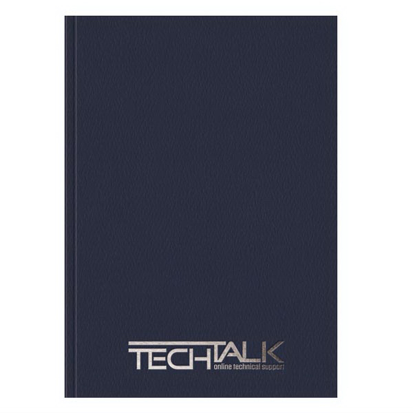 Printed Small Meeting Book Notepad