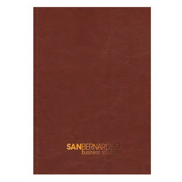 Promotional PerfectBook (TM) Madera NoteBook