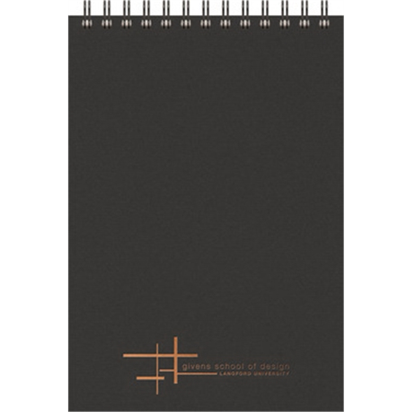 Customized SketchBook NoteBook (Wire)