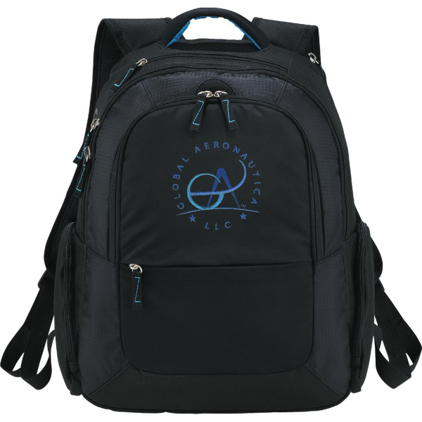 Printed Zoom (TM) DayTripper Backpack