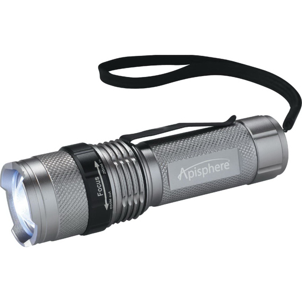Promotional Mini Tactical Dual Output Flashlight