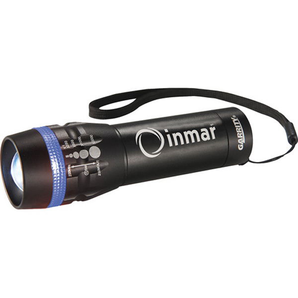 Personalized Zoomin 1 Watt LED Flashlight