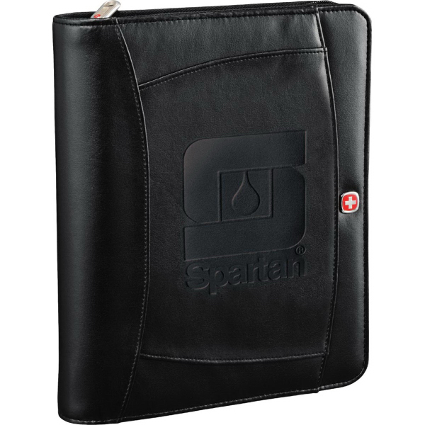 Promotional Wenger (R) iPad Notebook Bundle