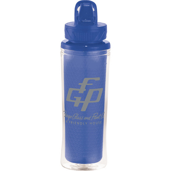 Customized Cool Gear (R) Ledge BPA Free Sport Bottle 20oz