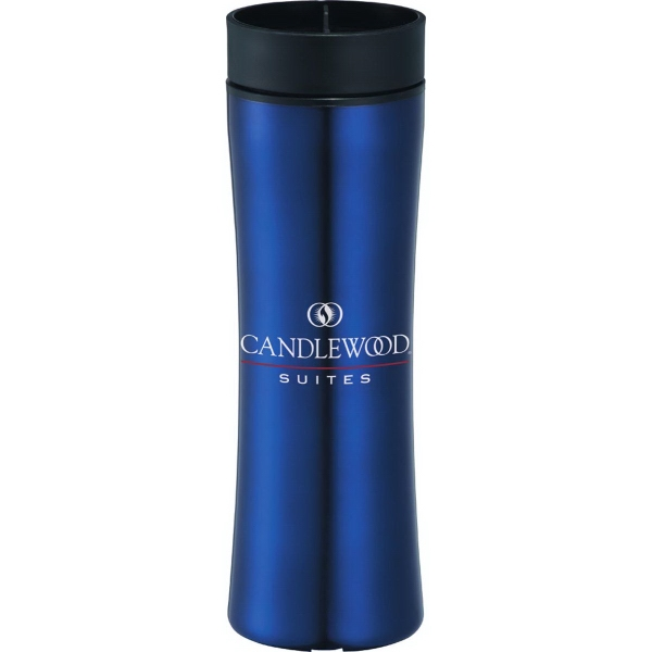 Promotional 360 Sip Stainless Steel Tumbler 16oz