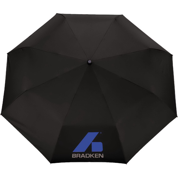 "Promotional 54"" Auto Open/Close Folding Umbrella"