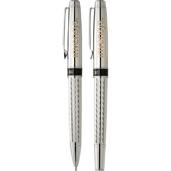 Imprinted Luxe Renegade Pen Set