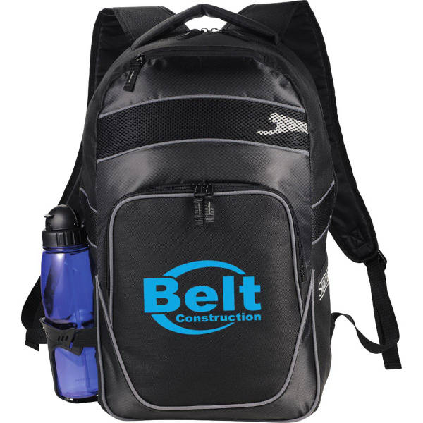 Printed Slazenger (TM) Competition Compu-Backpack