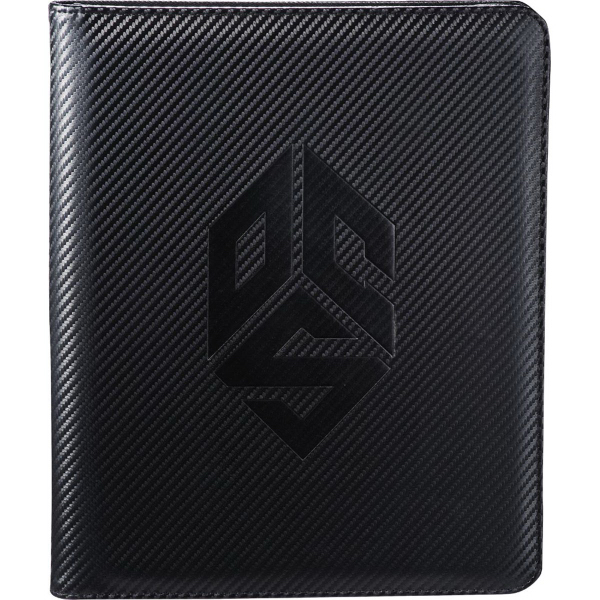 Personalized Carbon Fiber Tech Padfolio