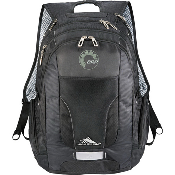 Custom High Sierra (R) Mayhem Compu-Backpack