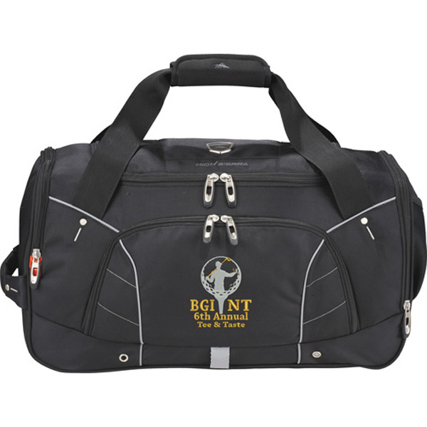 Custom High Sierra (R) Elite Tech-Sport Duffel Bag