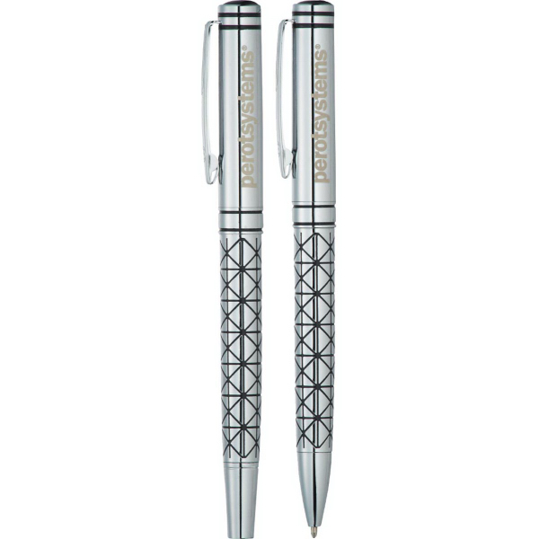 Promotional Balmain (R) Geometric Pen Set