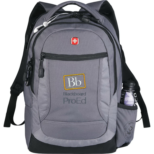 Promotional Wenger (R) Spirit Scan Smart Compu-Backpack