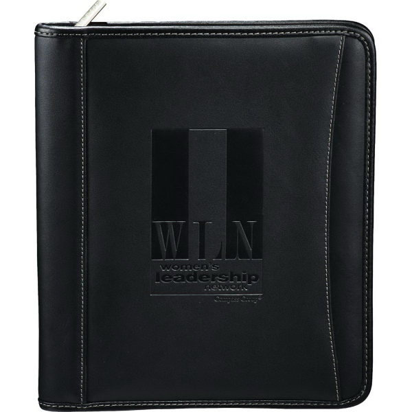 Customized Millenium Leather eTech Writing Pad
