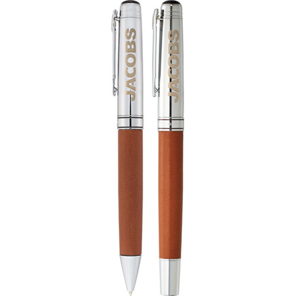 Customized Cutter & Buck (R) Legacy Wrap Pen Set