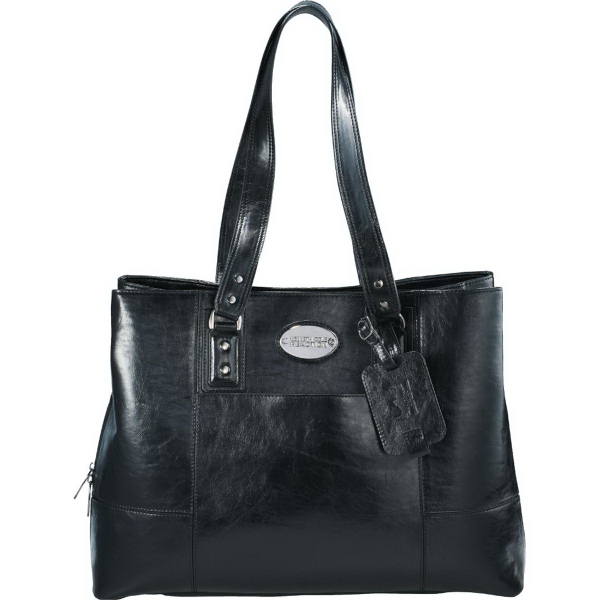 """Printed Kenneth Cole (R)  """"Tripled The Size"""" Women's Tote"""