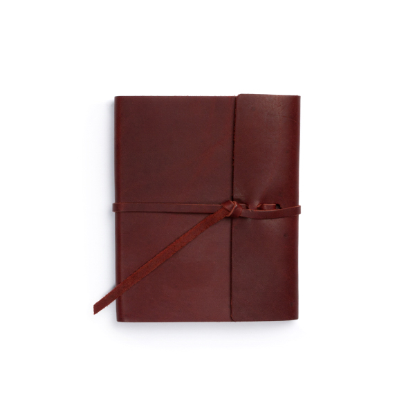 Custom Writer's log small notebook