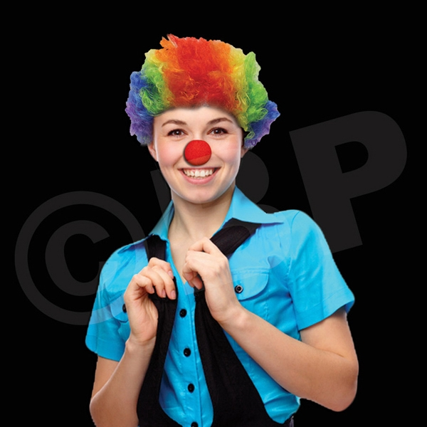 Printed Foam Clown Nose