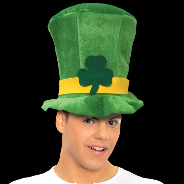 Personalized St. Pat's Novelty Hat