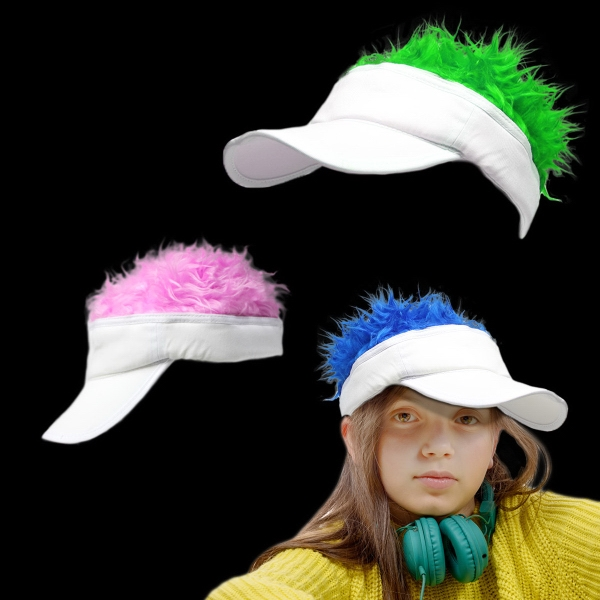 Personalized Wacky Costume Visor