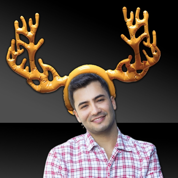 Customized Inflatable Reindeer Antlers