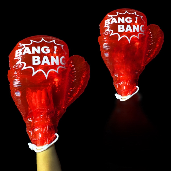 Personalized Inflatable Boxing Gloves