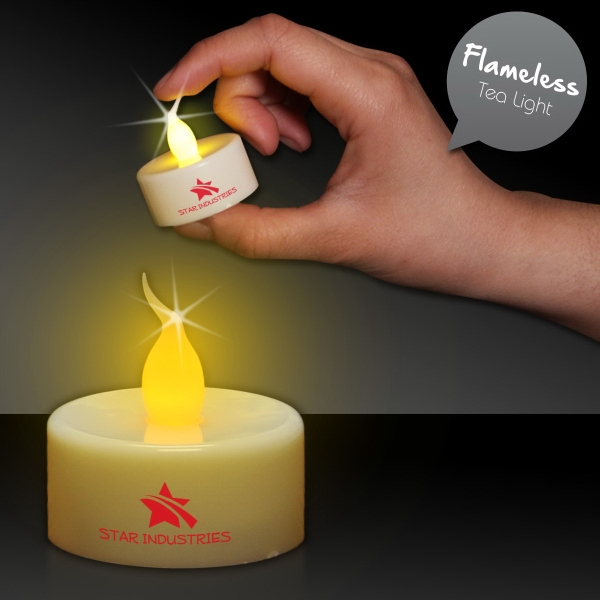 Promotional LED Tea Light Candle