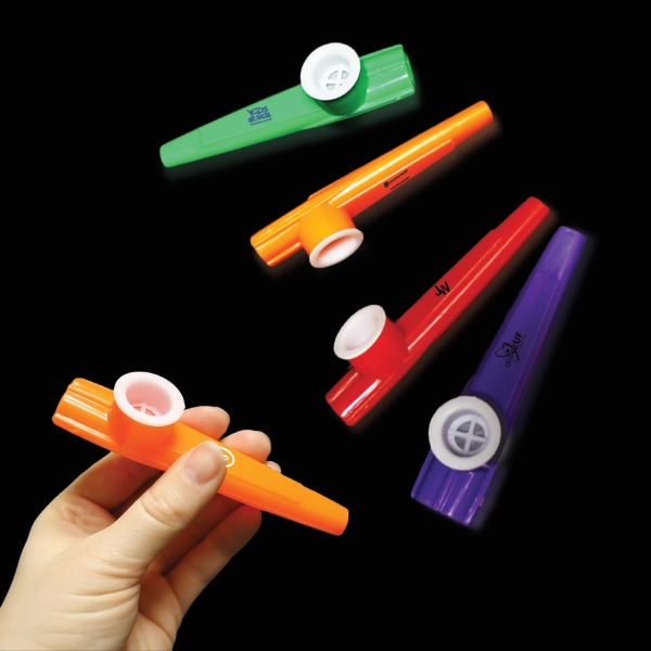 Imprinted Kazoos 3 1/2""