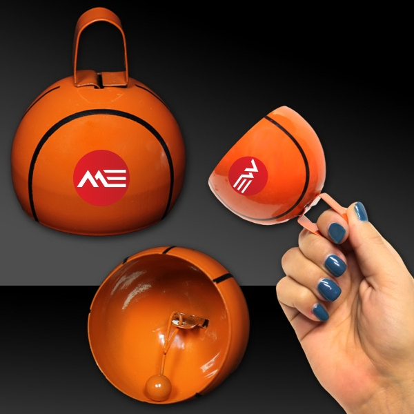 Customized Basketball Cowbell