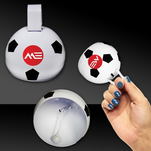 Personalized Soccer Cowbell