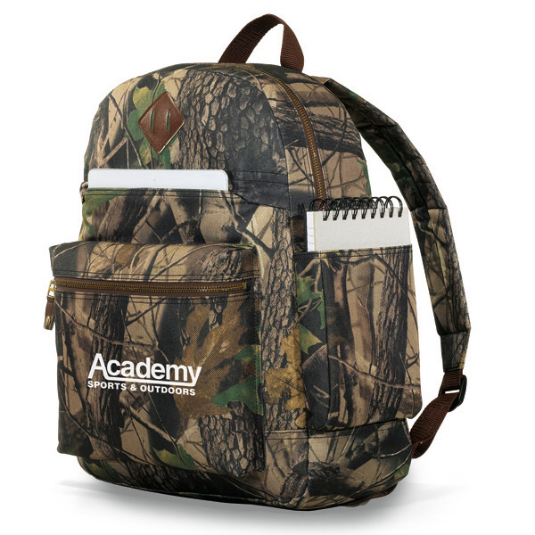 Personalized Heritage Supply (TM) Forest Camo Computer Backpack