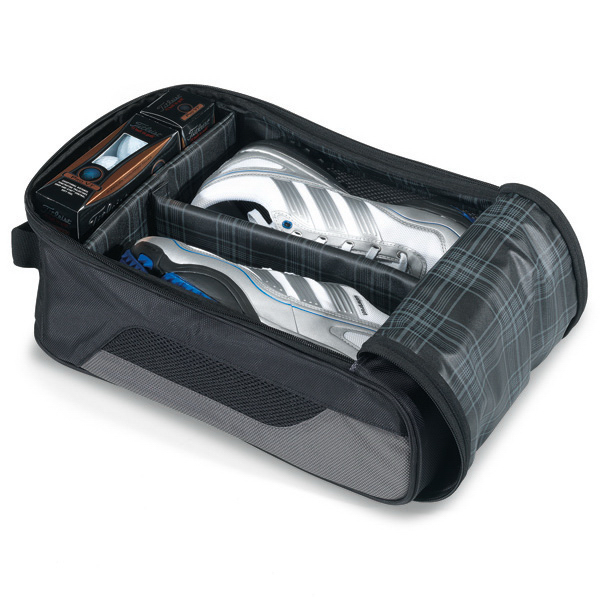 Printed Brookstone (R) Golfer's Shoe Caddy