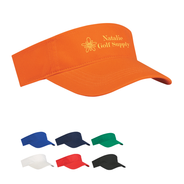 Customized Budget Saver Non-Woven Visor