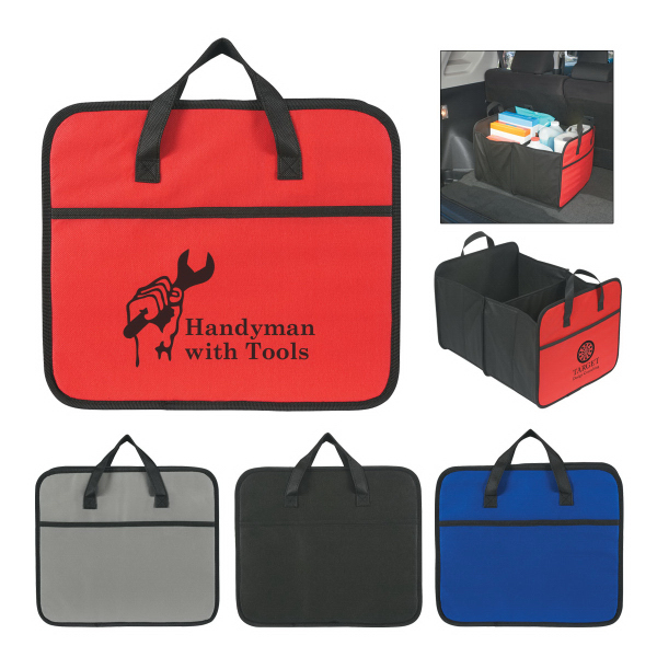 Customized Non-Woven Trunk Organizer