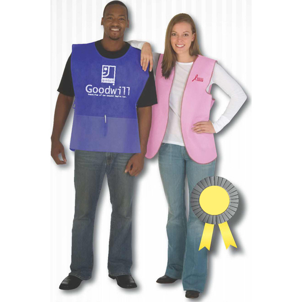 Customized Economy Event Unisex Cobbler Vest