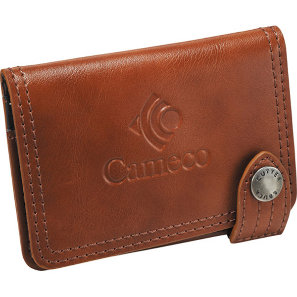 Customized Cutter & Buck (R) Legacy Card Holder