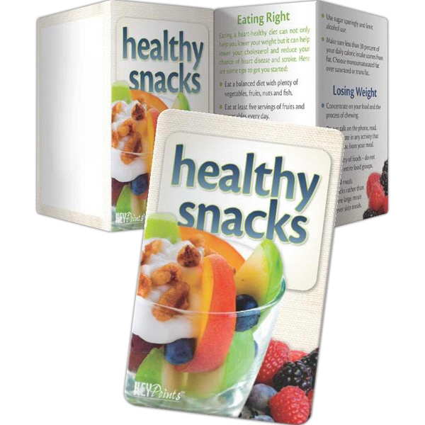Custom Key Points - Healthy Snacks