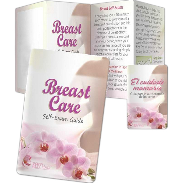 Printed Key Points - Breast Care: Self-Exam Guide