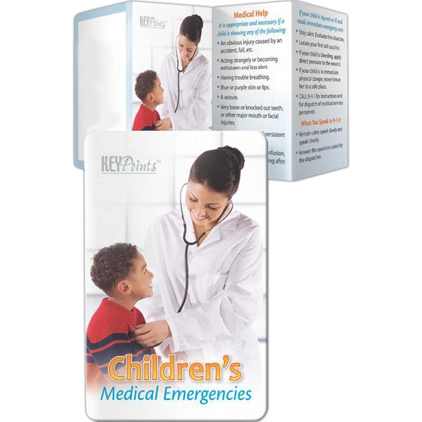 Imprinted Key Points - Children's Medical Emergencies